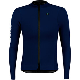 Biehler Thermal Rain LS Jersey Women, night blue